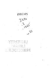 Oeuvres complètes de George Sand: Mont-Revêche