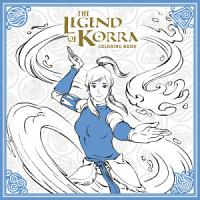The Legend of Korra Coloring Book PDF
