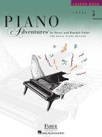 Piano Adventures - Level 5 Lesson Book
