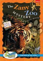 The Zany Zoo Mystery PDF