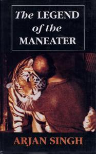 The Legend of the Maneater Book