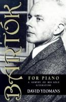 Bart  k for Piano PDF