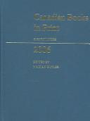 Canadian Books in Print 2006 PDF