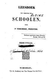 Leesboek ten gebruyke der schoolen