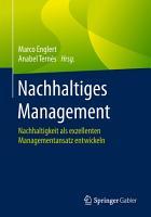 Nachhaltiges Management PDF