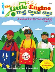 Little Engine That Could Sing Book PDF