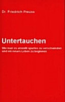 Untertauchen PDF