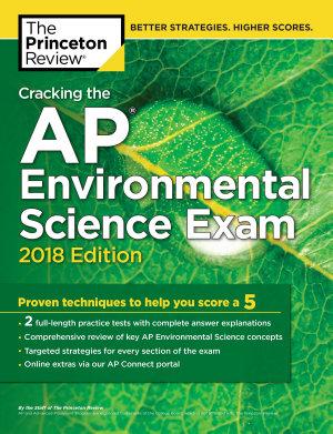 Cracking the AP Environmental Science Exam  2018 Edition PDF