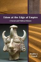 Edom at the Edge of Empire PDF