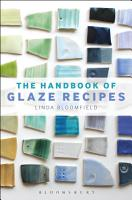 The Handbook of Glaze Recipes PDF