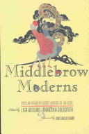 Download Middlebrow Moderns Book