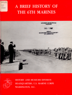 A Brief History of the 6th Marines PDF