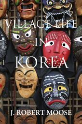 Village Life in Korea