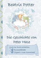 Die Geschichte von Peter Hase  inklusive Ausmalbilder und Cliparts zum Download  PDF