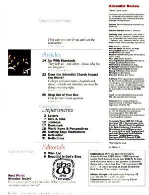 Adventist Review PDF