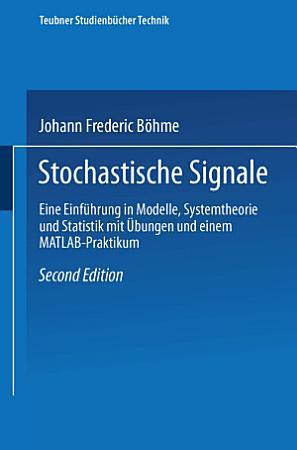 Stochastische Signale PDF
