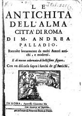 Le antichità dell'alma città di Roma