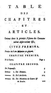 Mémoires de Montecuculi ... commentés. Avec des figures