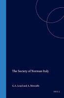 The Society of Norman Italy PDF