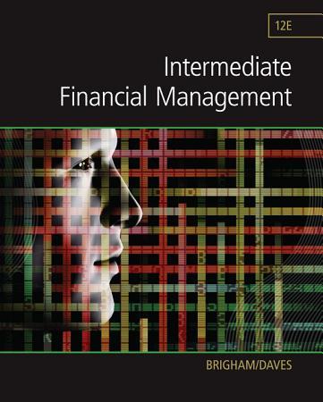 Intermediate Financial Management  Loose Leaf PDF