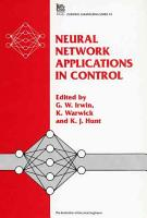 Neural Network Applications in Control PDF