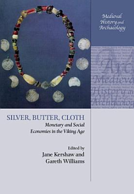 Silver  Butter  Cloth