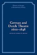 Theatre in Europe PDF