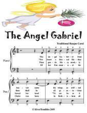 Angel Gabriel - Easiest Piano Sheet Music Junior Edition