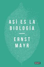 Así es la biología