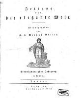 Zeitung f  r die elegante Welt Berlin PDF
