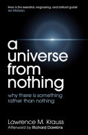 A Universe from Nothing PDF