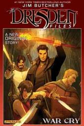 Jim Butcher's The Dresden Files: War Cry Collection