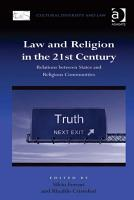 Law and Religion in the 21st Century PDF