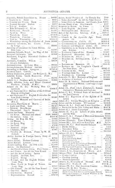 Download Edinburgh Public Library  Catalogue of books in the Lending Library Book