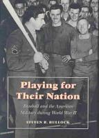 Playing for Their Nation PDF