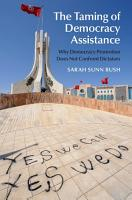 The Taming of Democracy Assistance PDF