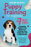 Puppy Training for Beginners in 7 Easy Steps