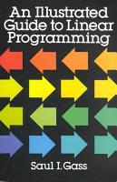An Illustrated Guide to Linear Programming PDF