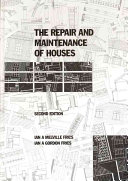 The Repair and Maintenance of Houses PDF