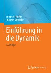 Einführung in die Dynamik: Ausgabe 3