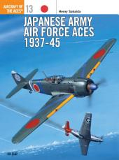 Japanese Army Air Force Aces 1937–45