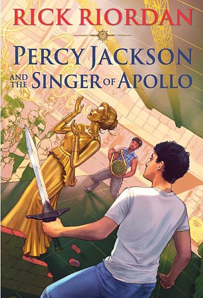Download Percy Jackson and the Singer of Apollo Book