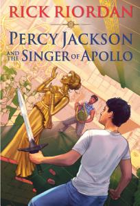 Percy Jackson and the Singer of Apollo Book