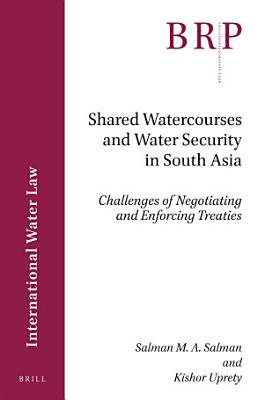 Shared Watercourses and Water Security in South Asia PDF