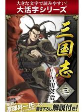 【大活字シリーズ】三国志 3巻