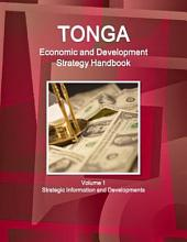 Tonga Economic & Development Strategy Handbook