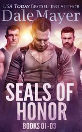 SEALs of Honor: Books 1-3 (Military Romantic Suspense)