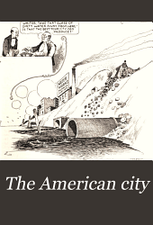 The American City: Volume 13