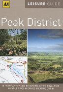AA Leisure Guide Peak District