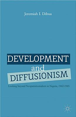 Development and Diffusionism PDF